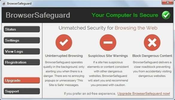 BrowserSafeguard